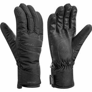 Leki APIC GTX LADY černá 6,5 - Dámské sjezdové rukavice