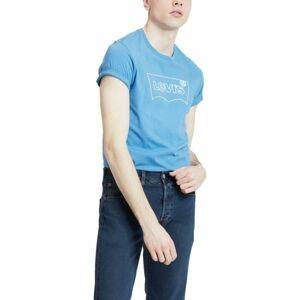 Levi's HOUSEMARK GRAPHIC TEE modrá XL - Pánské tričko