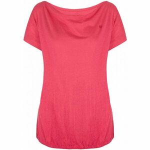Loap ASSIEL růžová M - Dámské triko