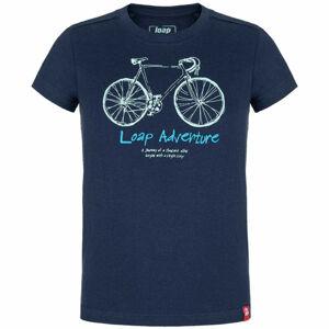 Loap BADLES  112-116 - Chlapecké triko