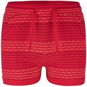 Loap BARIA červená 122-128 - Dětské šortky