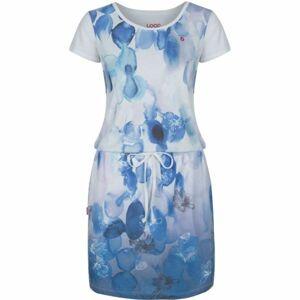 Loap ALKYRA bílá XL - Dámské šaty