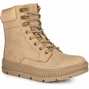 Loap FREESIA hnědá 38 - Dámská zimní obuv
