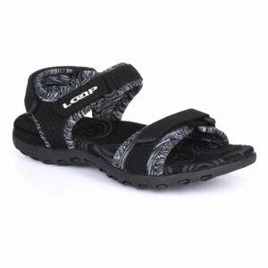 Loap KETTY JR černá 27 - Dětské sandály