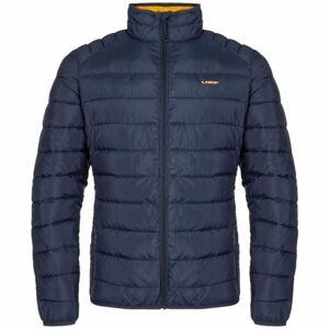 Loap IREK modrá L - Pánská zimní bunda