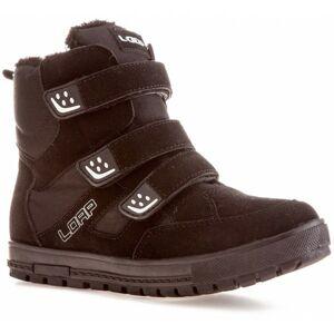 Loap VOICE černá 35 - Dětské zimní boty