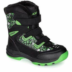 Loap NAO černá 27 - Dětská zimní obuv