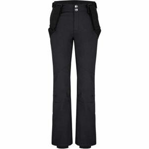 Loap LEKUNA  M - Dámské softshellové kalhoty na lyže