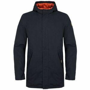 Loap NORMAN tmavě modrá XL - Pánská zimní bunda
