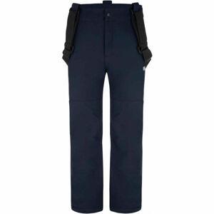 Loap LOCON růžová 134-140 - Dětské softshellové kalhoty