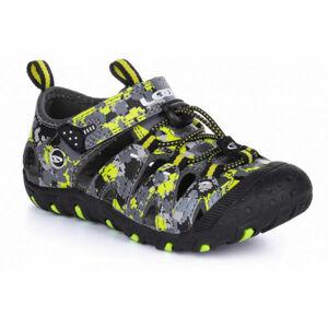 Loap BAM šedá 30 - Dětské sandály