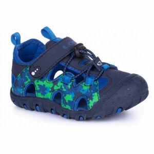 Loap LILY modrá 30 - Dětská letní obuv