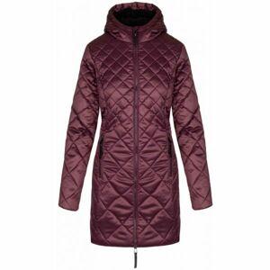 Loap TENCY vínová XS - Dámská zimní bunda