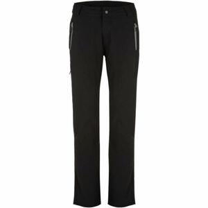 Loap URTHA černá XS - Dámské softshellové kalhoty