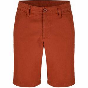 Loap VEHUR červená M - Pánské šortky