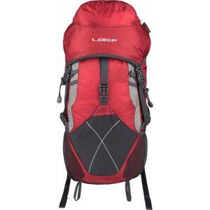Loap VENTRO 36+5 červená NS - Hikingový batoh