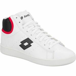 Lotto 1973 EVO MID W bílá 8 - Dámská kotníková obuv