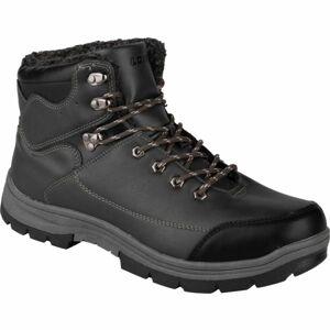 Lotto VALLEY černá 46 - Pánská zimní obuv