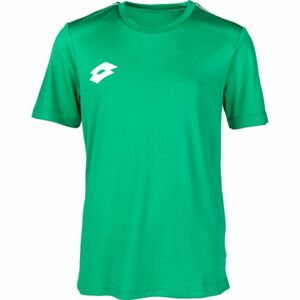 Lotto JERSEY DELTA JR zelená M - Dětské sportovní triko