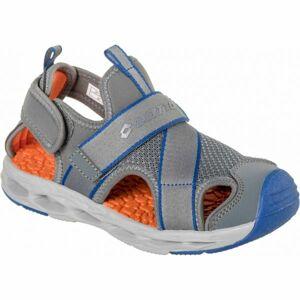 Lotto MUFF modrá 32 - Dětské sandály