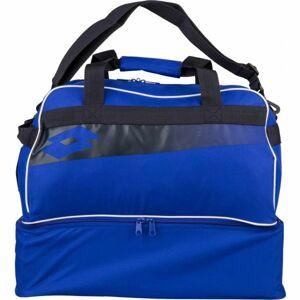 Lotto BAG SOCCER OMEGA JR II modrá NS - Sportovní taška