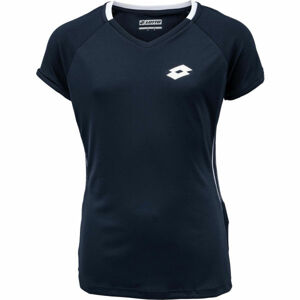 Lotto SQUADRA G II TEE PL  M - Dívčí tenisové tričko
