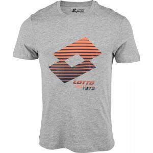 Lotto TEE LOSANGA III MEL JS  L - Pánské tričko