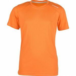 Lotto MORIS oranžová 116-122 - Chlapecké triko