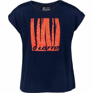 Lotto VICA  116-122 - Dívčí triko s krátkým rukávem