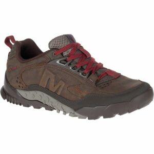 Merrell ANNEX TRAK V béžová 8 - Pánské outdoorové boty