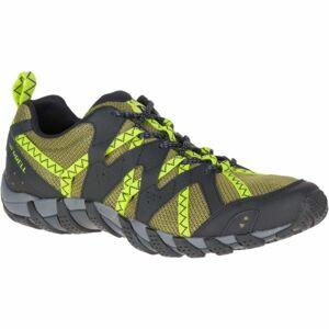 Merrell WATERPRO MAIPO 2 šedá 10.5 - Pánské outdoorové boty
