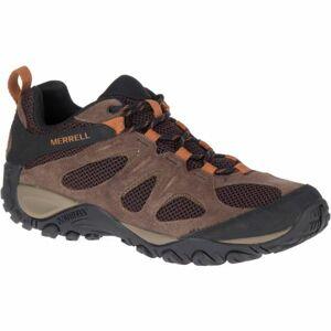 Merrell YOKOTA 2 hnědá 8.5 - Pánské outdoorové boty