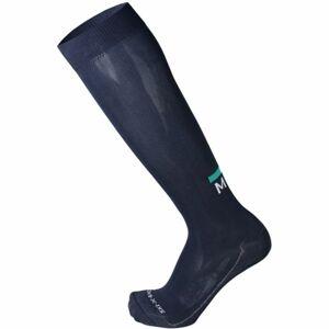 Mico EXTRALIGHT WEIGHT X-RACE SKI SOCKS tmavě modrá XXL - Závodní lyžařské ponožky