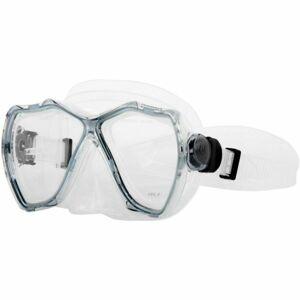 Miton LIR šedá NS - Potápěčská maska