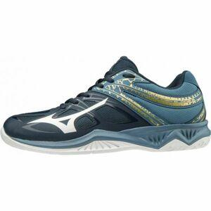 Mizuno THUNDER BLADE 2 modrá 12 - Pánská sálová obuv