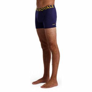 MONS ROYALE HOLD'EM SHORTY  XL - Pánské boxerky z merino vlny