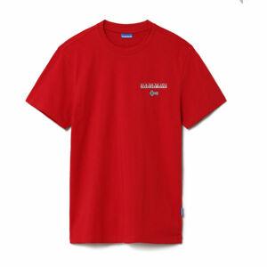 Napapijri S-ICE SS 1  S - Pánské tričko