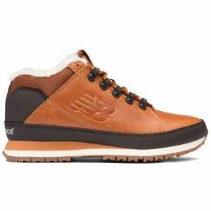 New Balance H754LFT béžová 10.5 - Pánská zimní obuv