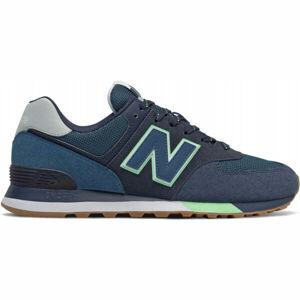 New Balance ML574PU2  11 - Pánská volnočasová obuv
