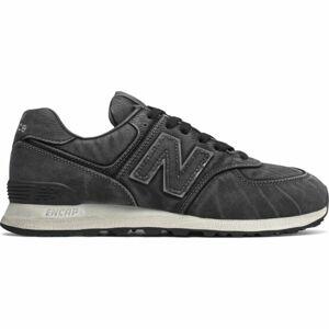 New Balance ML574WSB černá 8 - Pánská vycházková obuv