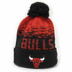 New Era NBA OMBRE CHICAGO BULLS  UNI - Klubová zimní čepice