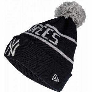 New Era MLB BOBB NEW YORK YANKEES černá UNI - Pánská zimní čepice