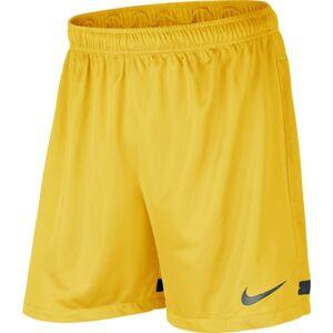 Nike DRI-FIT KNIT SHORT II žlutá XXL - Pánské fotbalové trenky
