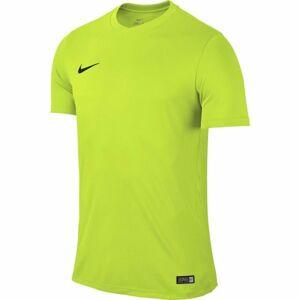 Nike SS YTH PARK VI JSY světle zelená M - Chlapecký fotbalový dres