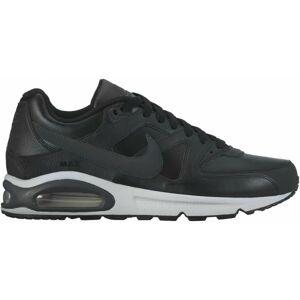 Nike AIR MAX COMMAND LEATHER černá 10.5 - Pánská vycházková obuv
