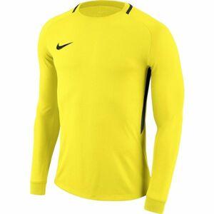 Nike DRY PARK III JSY LS GK žlutá XL - Pánské brankářské triko