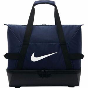 Nike ACADEMY TEAM HARDCASE M tmavě modrá UNI - Fotbalová sportovní taška