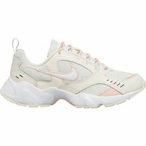 Nike AIR HEIGHTS béžová 8 - Dámská volnočasová obuv