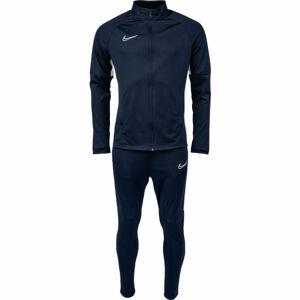 Nike DRY ACDMY TRK SUIT K2 M tmavě modrá 2xl - Pánská fotbalová souprava