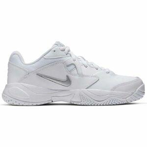 Nike COURT LITE 2 W bílá 8 - Dámská tenisová obuv